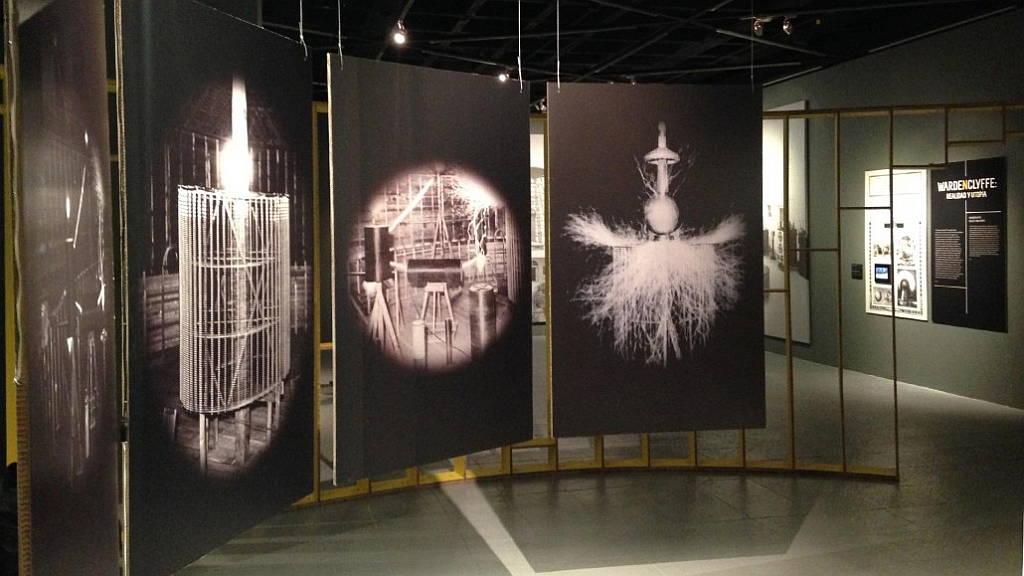 Exposición El futuro me pertenece: Nikola Tesla : Fotografía © Centro Nacional de las Artes