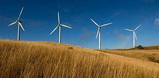 Turbinas eólicas en Costa Rica : Fotografía © ENEL Green Power