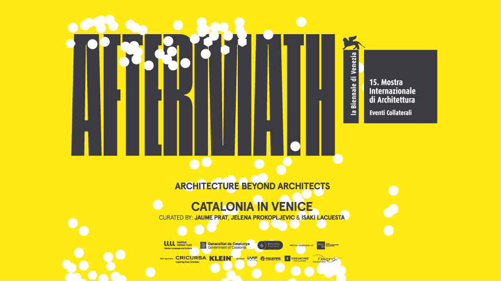 Aftermath_Catalonia in Venice. Architecture Beyond Architects : Imatge © Institut Ramon Llull