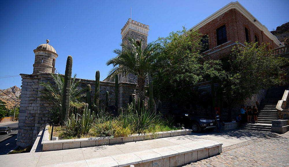 El Museo Regional de Sonora prepara la reapertura parcial de servicios al público : Foto © Mauricio Marat, INAH