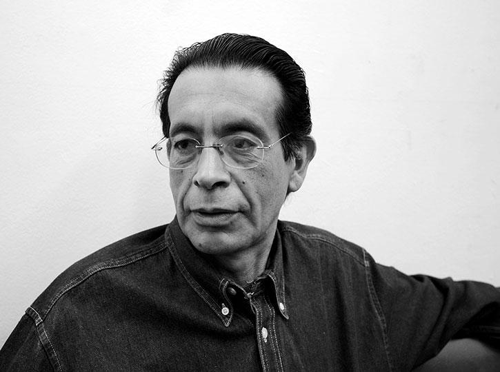 Zenón Tiburcio Robles, director del Museo Regional de Sonora : Foto © Mauricio Marat, INAH