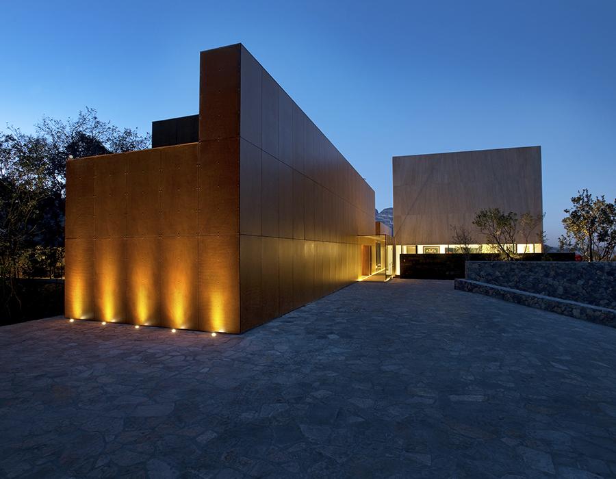 Casa MTY por bgp arquitectura : Fotografía © Jaime Navarro y © Arq. Jorge Taboada, cortesía de © bgp arquitectura