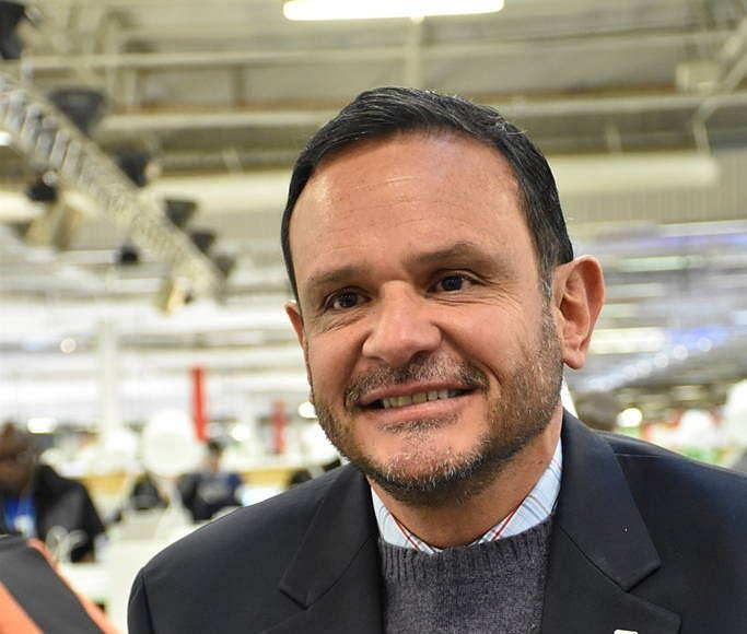 Roberto Troya, Director para América Latina y el Caribe de WWF : Fotografía © WWF