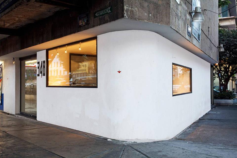LIGA, espacio para arquitectura, DF : Fotografía © Ramiro Chaves