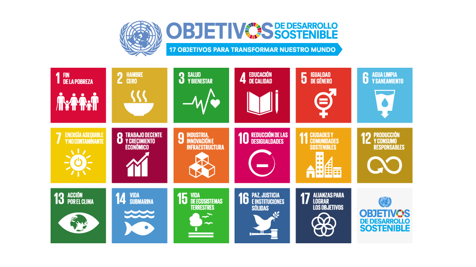 Objetivos del Desarrollo Sostenible : Imágen © UN Sustainable Development