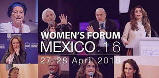 Women's Forum for the Economy & Society México 2016 : Fotografía © Holcim México