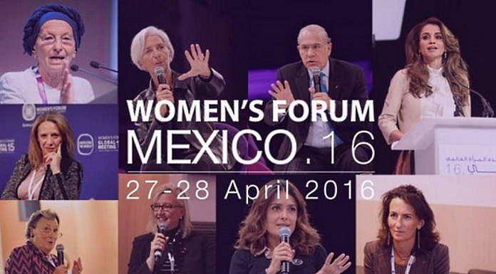 Women's Forum for the Economy & Society México 2016 : Fotografía © Holcim México
