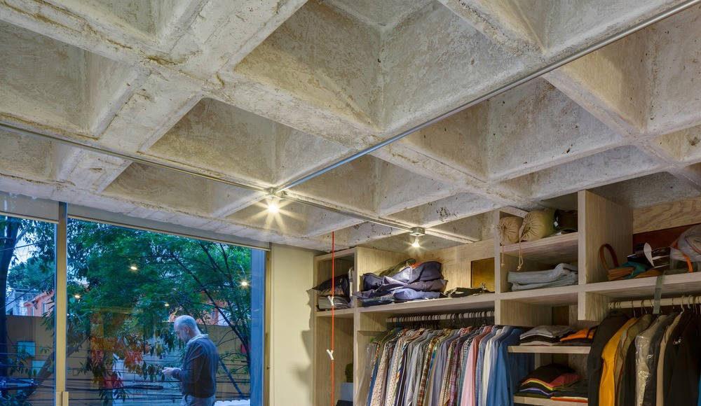 Closet del Departamento Hegel por ARQMOV Workshop : Photo credit © Rafael Gamo