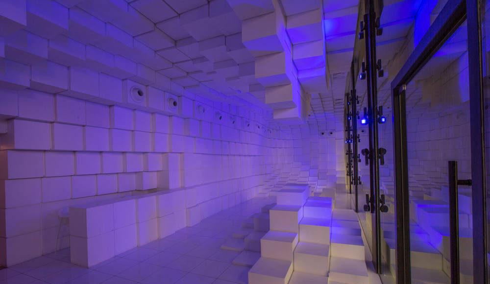 UNILUX Showroom : Photo credit © SOMA