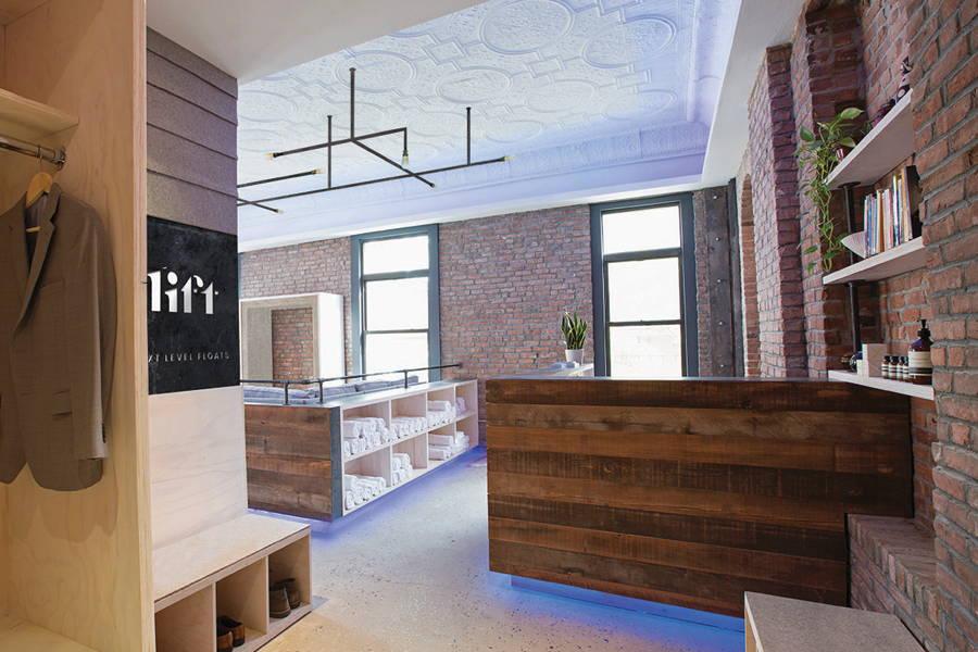 LIFT Next Level Floats Carroll Gardens, Brooklyn, NY - 590BC Brooklyn, NY : Photo Credit © 590BC
