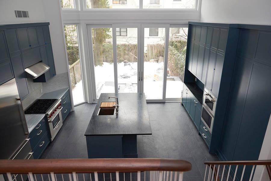 Spungen Residence, Brooklyn, NY - Baxt Ingui Architects, P.C. New York, NY : Photo credit © Baxt Ingui Architects, P.C.