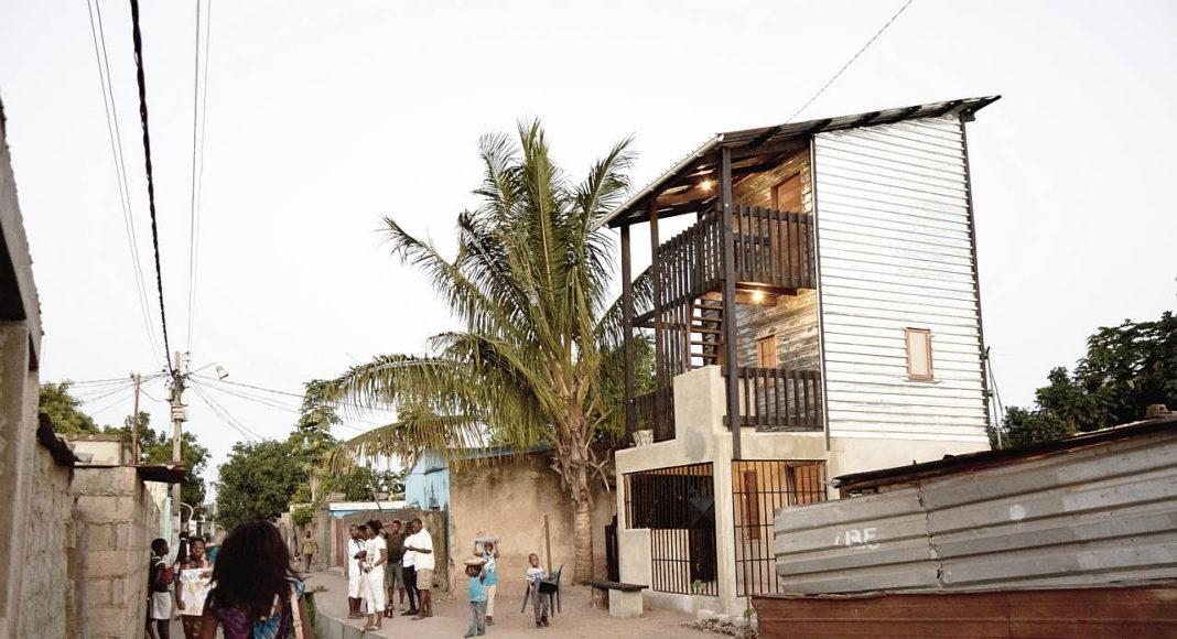 Casas Melhoradas_affordable housing in Maputo_Jørgen Eskemose & Johan Mottelson : Photo credits © Johan Mottelson