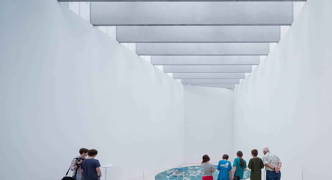 Vista de la Galería de Proyectos Especiales Temporales en la Sala de Arte y Diseño Contemporáneo : Photo © Iwan Baan