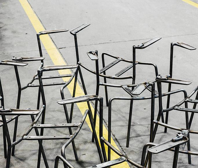 Enea Design fabrica nueva identidad corporativa : Fotografía © ENEA