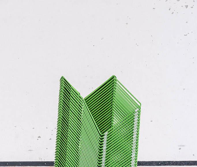 Enea Design silla ema nueva identidad corporativa : Fotografía © ENEA