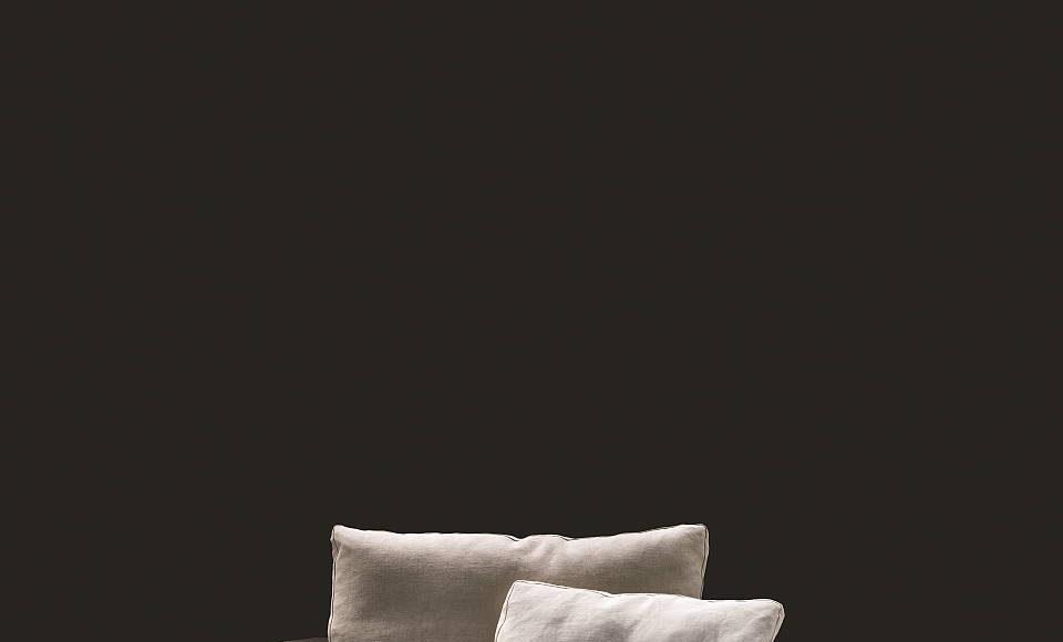 FLEXFORM ISABEL de la Colección Carlo Colombo : Fotografía © Piso 18 CASA