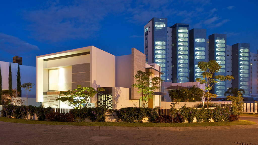 CasaBlanca, arquitectura y diseño por Agraz Arquitectos : Fotografía © Mito Covarrubias