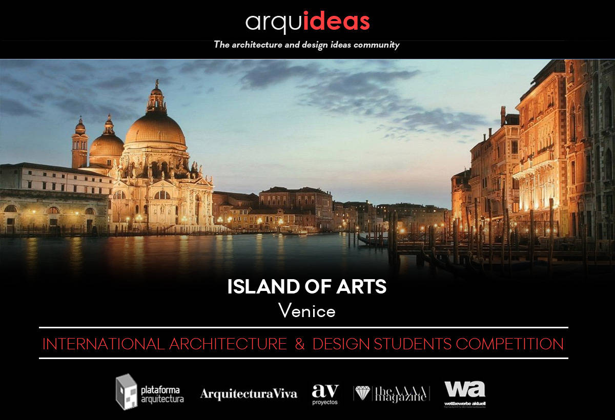 Concurso de Arquitectura Island of the Arts (IOA) Venice : Fotografía © Arquideas