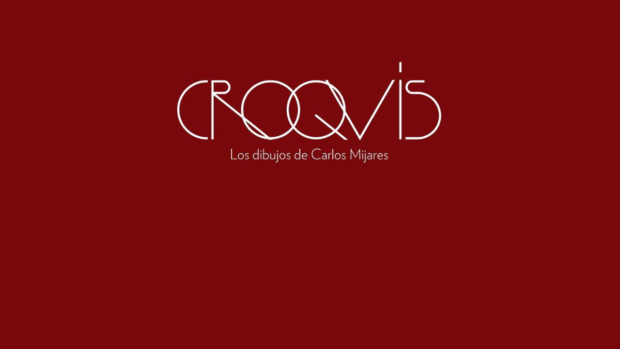 Libro CROQUIS. Los dibujos de Carlos Mijares