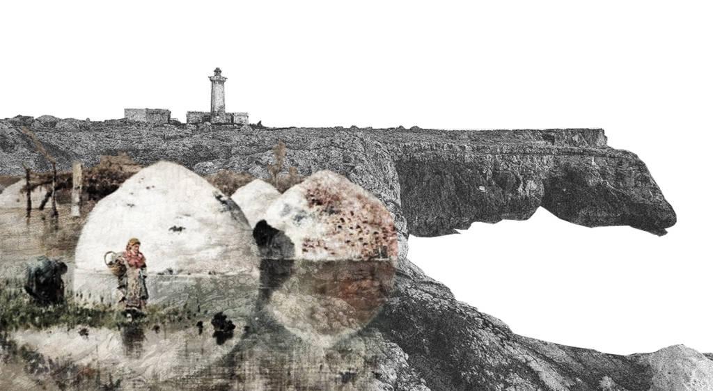 Mención de Honor Concurso Lighthouse Sea Hotel APS : Proposal © Sara Peñalver, Pablo Fernández Cueto, Alicia González Lafita
