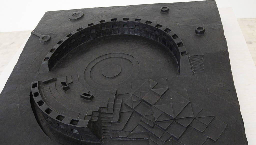 México recibe cuatro esculturas inéditas de Isamu Noguchi : Fogtografía © FSM, cortesía de la Secretaría de Cultura de México