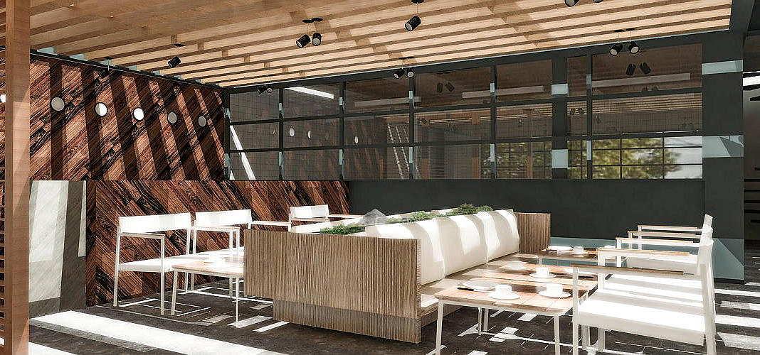 Panadería Aromas diseño de Central de Arquitectura y Pasquinel Studio : Fotografía © Arq. Paul Czitrom