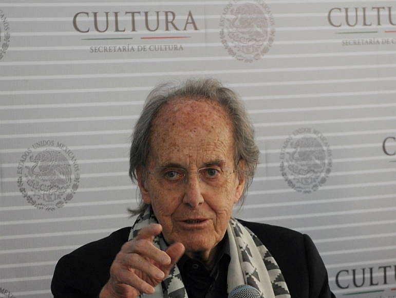 El próximo 29 de mayo cumple 90 años de vida : Fotografía © JVL, Secretaría de Cultura de México