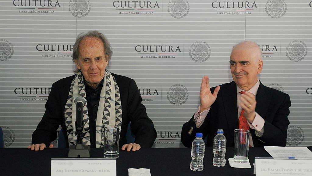 Ha creado en México una tradición y enriquecido la vida de millones de mexicanos: Rafael Tovar y de Teresa : Fotografía © JVL, Secretaría de Cultura de México