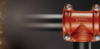 Victaulic presenta conexiones de tubería que reducen hasta diez veces el tiempo de instalación : Fotografía © Victaulic