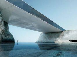 Destination Spa and Resort by Oppenheim Architecture wins Architizer A+ Award : Render © Luxigon
