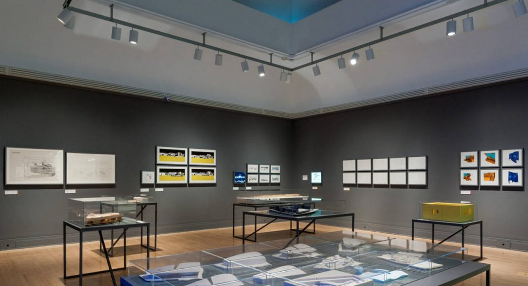 "Installation view of ""Archaeology of the Digital: Complexity and Convention"", Canadian Centre for Architecture, Montréal, 2015 : Photo credit © CCA, Montréal"