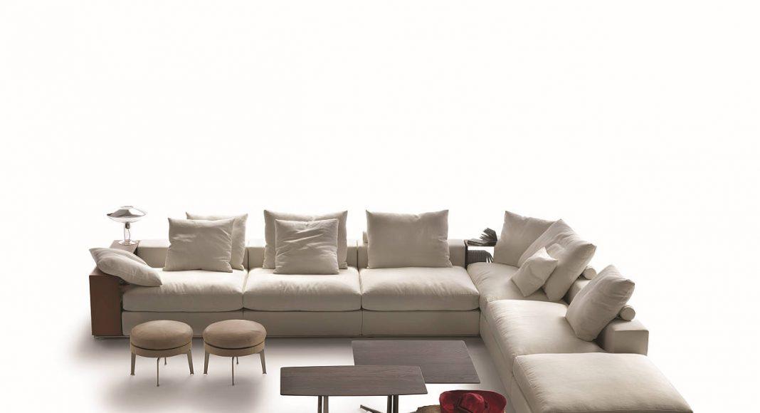 Piso 18 CASA celebra los XV años del sofá GROUNDPIECE : Fotografía © Piso 18 CASA - FLEXFORM