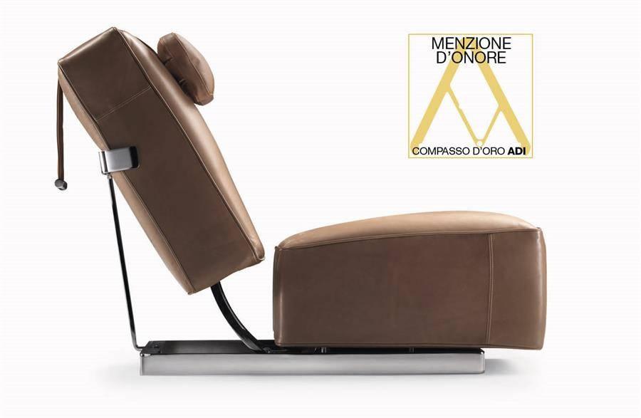 PREMIO COMPÁS DE ORO MENCIÓN HONORIFICA a la silla A.B.C.D. Diseñada por Antonio Citterio : Fotografía © Piso 18 CASA – FLEXFORM