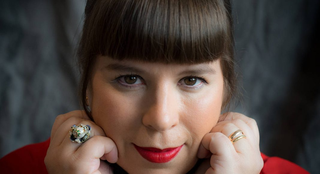 Joana Vasconcelos : Photo by © Alfredo Cunha