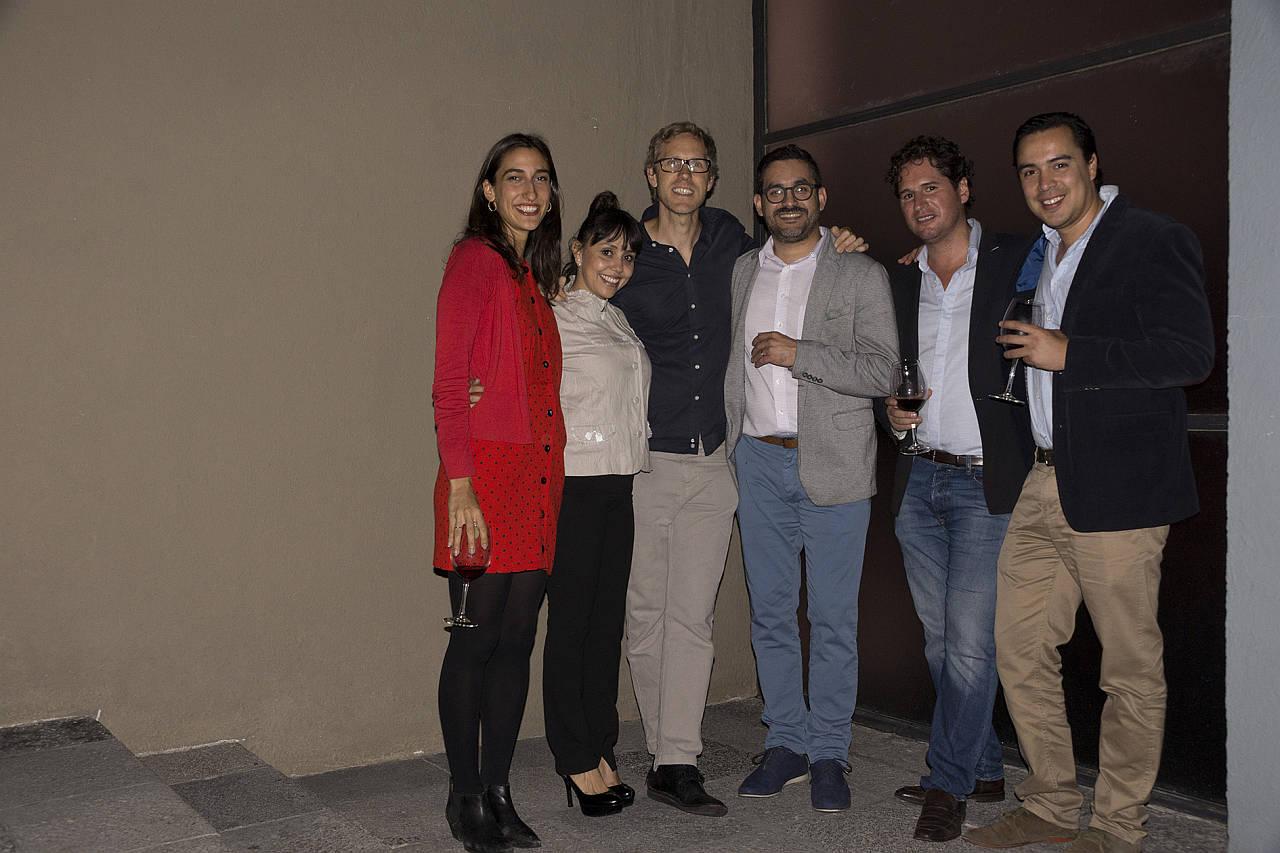 Celebración del 5° Aniversario de LIGA Espacio para Arquitectura DF : Fotografía © LIGA