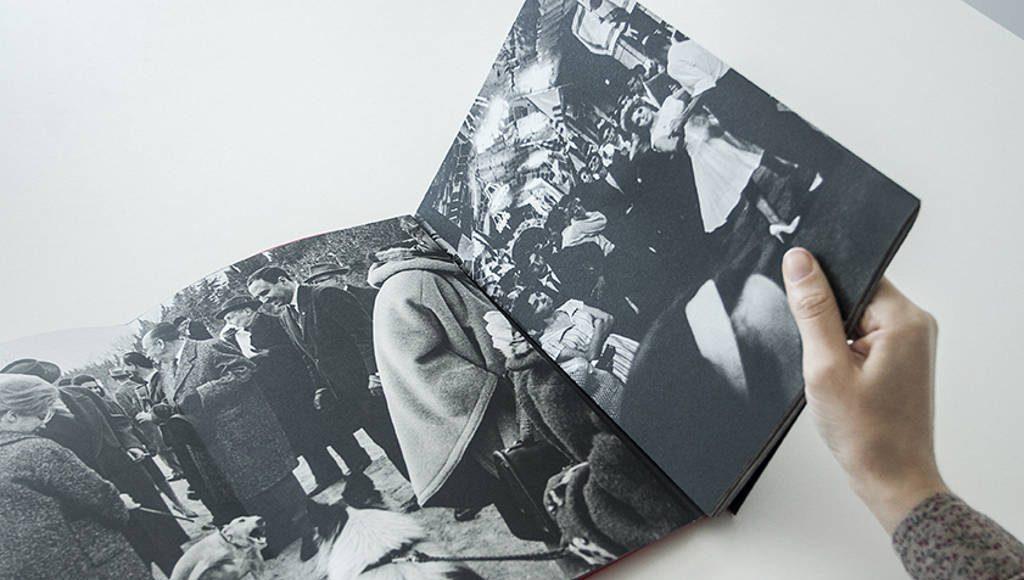 Catálogo de la Exposición Miserachs Barcelona (edición portafolio) : Fotografías cortesía del © Museu d'Art Contemporani de Barcelona (MACBA)