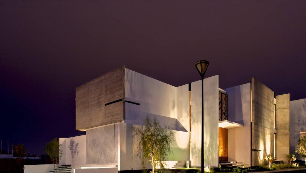 Casa X proyecto de Agraz Arquitectos y Elías Rizo : Fotografía © Mito Covarrubias