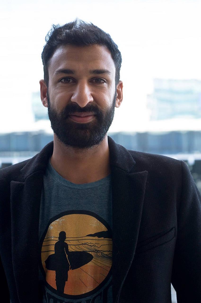 Asif Khan : portrait courtesy © Adriano Mauri / Design Indaba
