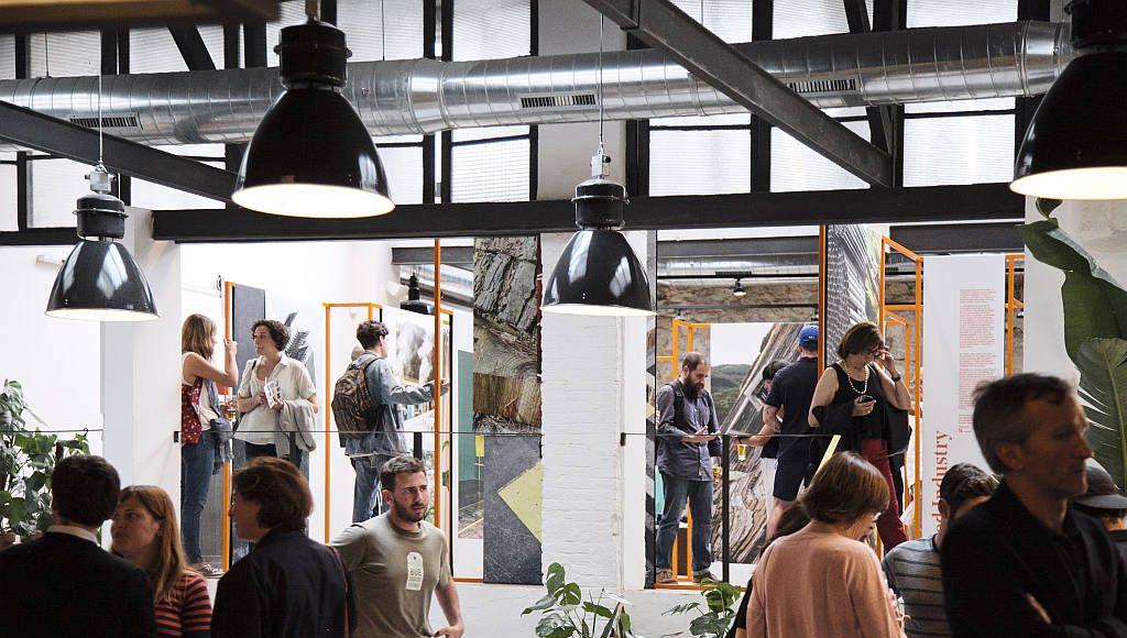 """Inauguración de la Exposición """"Crafted Industry"""" – BDW 2016 : Fotografía © Salva López"""