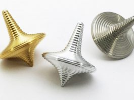 Zen Spinning Top Collection : Photo © ENSSO