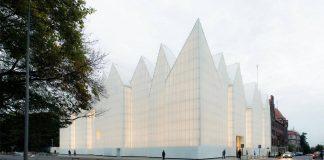 Philharmonic Hall Szczecin, Poland / Arch.: Barozzi / Veiga, Alberto Veiga (SP) and Fabrizio Barozzi (IT) : Photo © Simon Menges