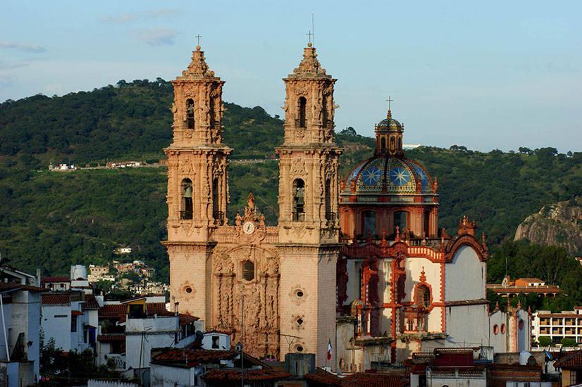 Centro Histórico de Taxco : Foto © Mauricio Marat INAH