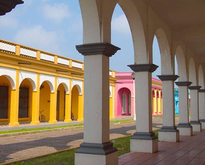Centro Histórico de Tlacotalpan : Foto © Mauricio Marat INAH