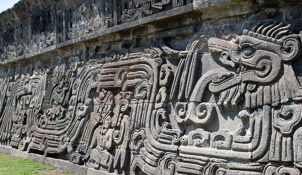 Zona Arqueológica de Xochicalco : Foto © Adalberto Ríos Szalay, cortesía del INAH