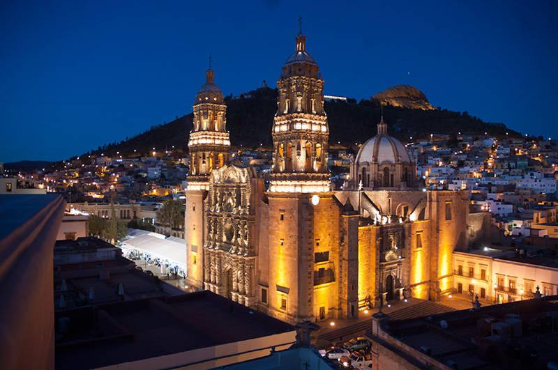 Centro Histórico de Zacatecas : Foto © Adalberto Ríos Szalay