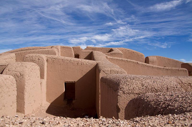 Zona Arqueológica de Paquimé : Foto © Adalberto Ríos Szalay