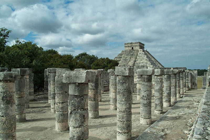 Zona Arqueológica de Chichén Itzá : Foto © Adalberto Ríos Szalay