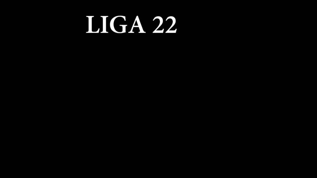 LIGA 22: Exposiciones de un minuto : Cartel © LIGA