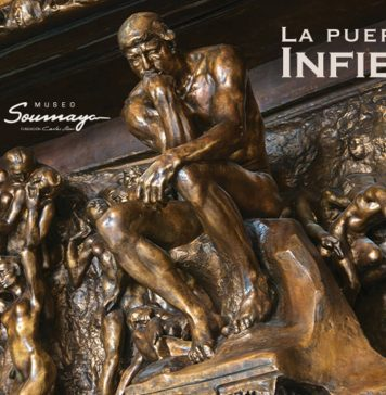 La Puerta del Infierno en el Museo Soumaya Plaza Carso : Fotografía © Museo Soumaya Plaza Carso - Fundación Carlos Slim, A.C.