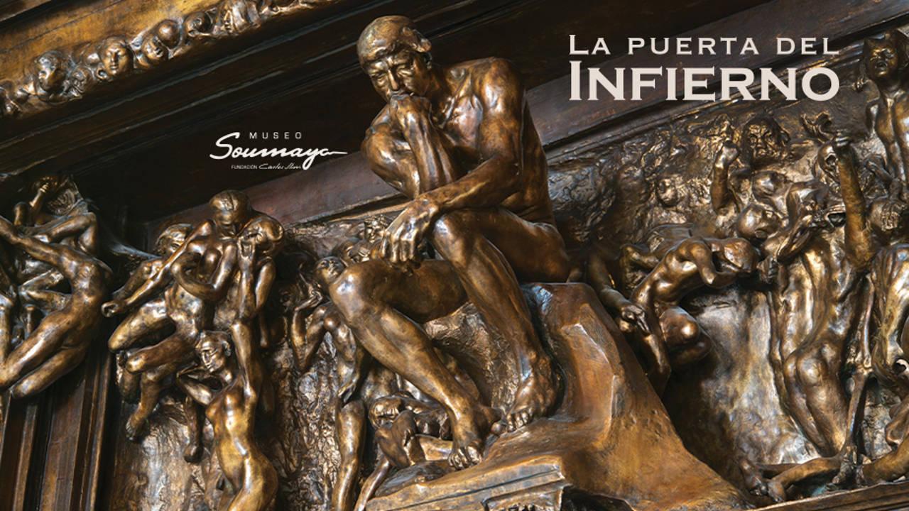 La puerta del infierno en el museo soumaya plaza carso for 9 puertas del infierno